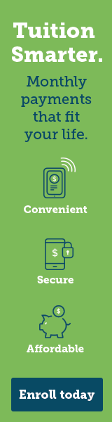 Link to set up Nelnet payment plan using Logger Central. Tuition Smarter. Monthly payments that fit your life. Convenient, Secure, Affordable. Enroll today.