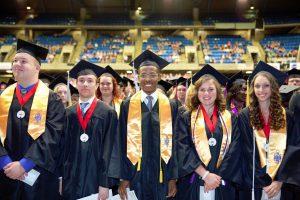 LLCC graduates