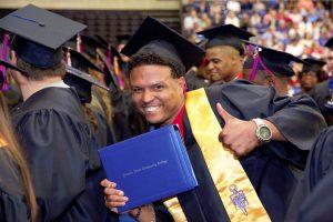 LLCC graduation
