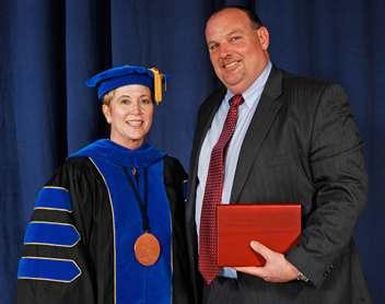 2011 LLCC Honored Alumnus Bruce Compton