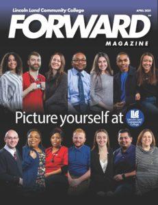 April 2021 FORWARD cover