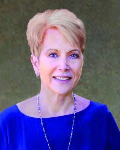 Dr. Charlotte Warren, LLCC president