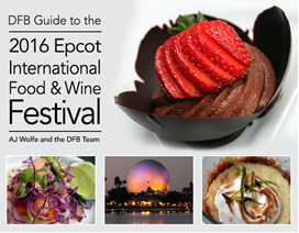 Epcot Food and Wine Festival Picture