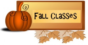 Fall classes