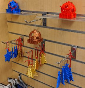 Picture of more 3D Ornaments for Sale