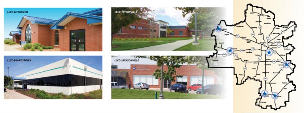 LLCC Outreach Centers