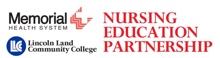 Nursing Education Partnership. Memorial Health System. LLCC Lincoln Land Community College.