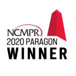 NCMPR 2020 Paragon winner
