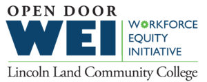 Open Door WEI Workforce Equity Initiative Lincoln Land Community College