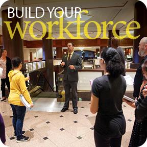 Build your workforce