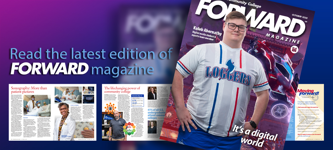 Read the latest edition of FORWSARD magazine