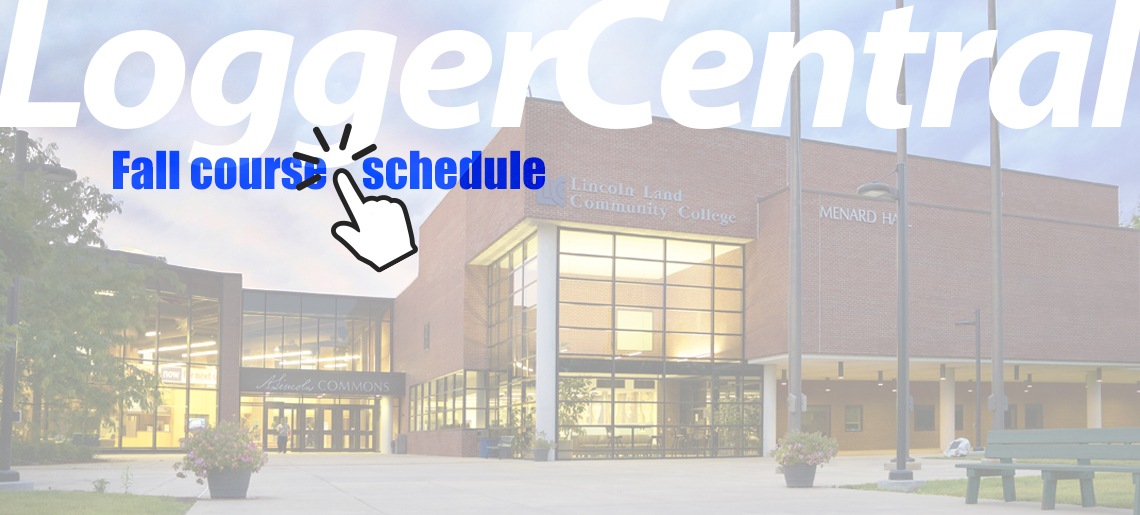 LoggerCentral. Fall course schedule