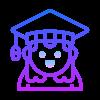Image representing a high school graduate.